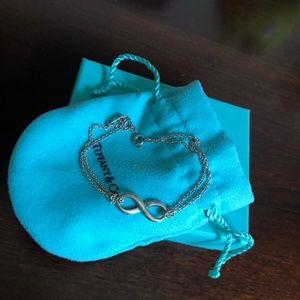 Tiffany &co infinity bracelet